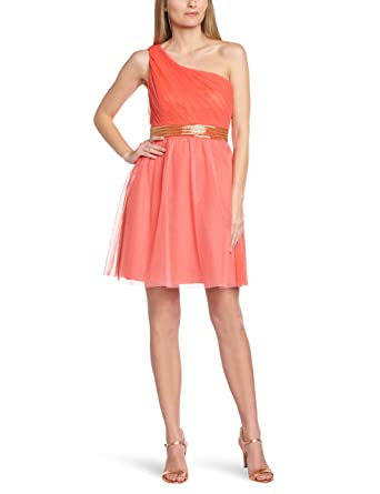 Robe manoukian orange