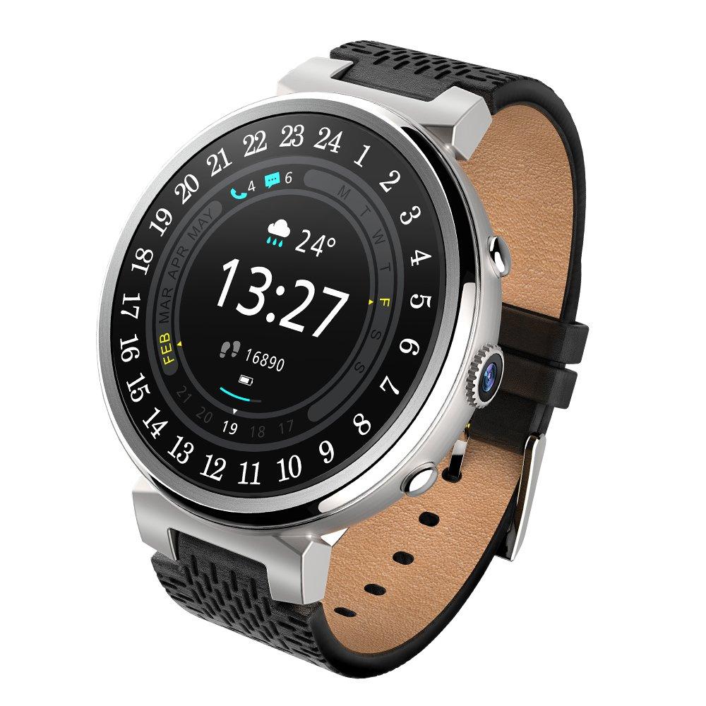 I6 Smart Watch Android 5.1 MTK6580 Quad Core RAM 2GB+ROM16GB ...