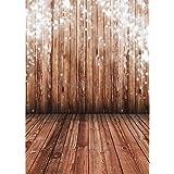 Imported 1.5m*2.2m Fancy Wood Floor Studio Prop Photography Background Backdrop