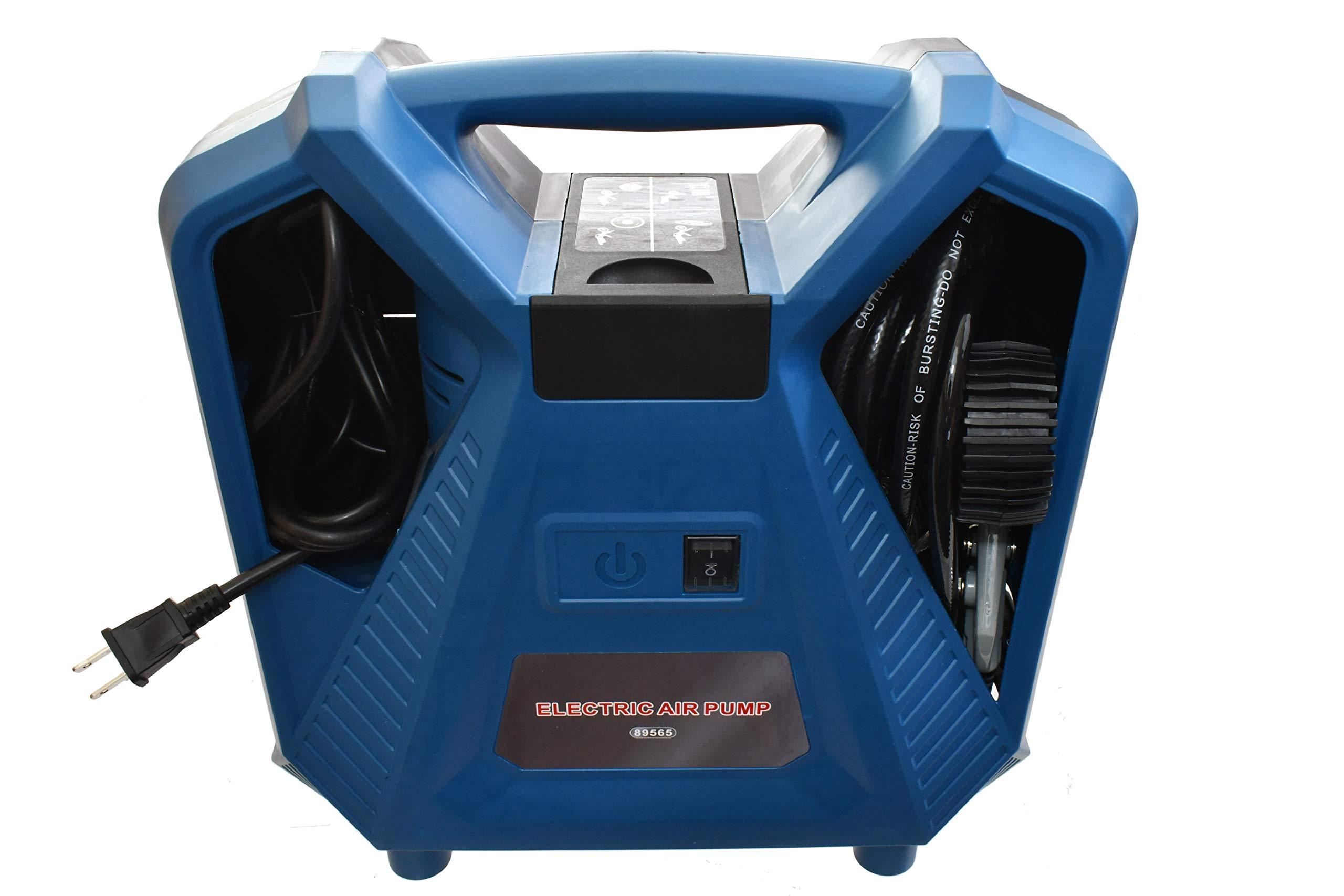 Pro Air Compressor 1.5HP 115 psi 6.3 CFM Air Compressor 120 Volt