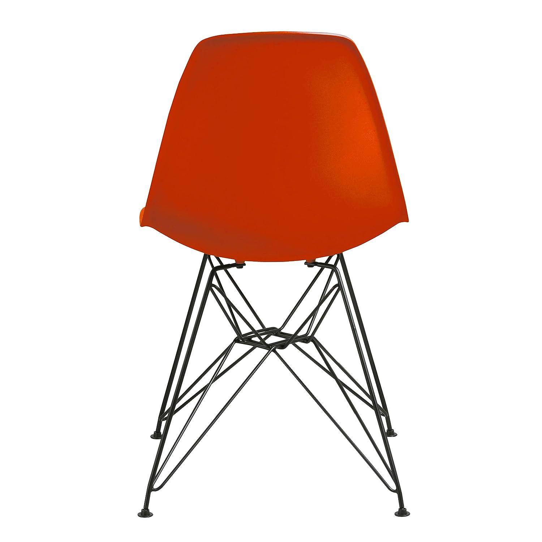 Incredible Amazon Com Benjara Benzara Bm187592 Plastic Chair With Spiritservingveterans Wood Chair Design Ideas Spiritservingveteransorg