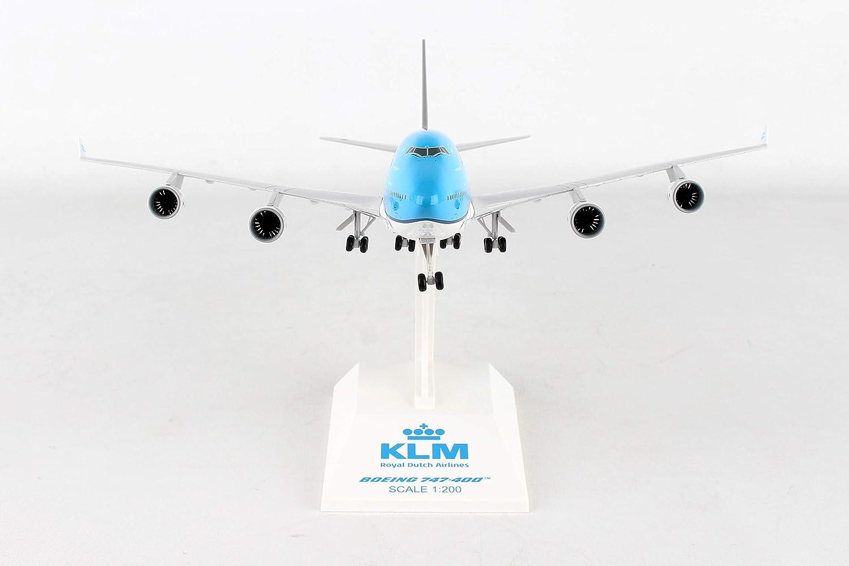 KLM Royal Dutch Airlines Boeing 747-400 1:200 SkyMarks Flugzeug SKR940 B747