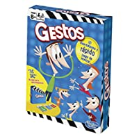 Hasbro Gaming - Gestos, Juegos de Mesa versión española, (Hasbro B0638105)