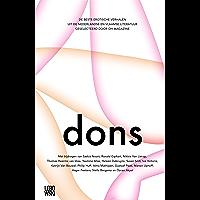 Dons: de beste erotische verhalen uit de Nederlandse en Vlaamse literatuur