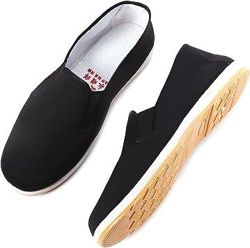 surepromise CLE DE Tous - Zapatos de Tela para Kung Fu Taichi ...