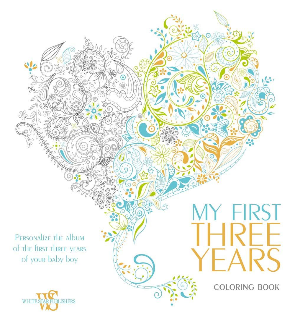 Beautiful Physiology Coloring Book Tiny Doodle Coloring Book Clean Alphabet Coloring Book The Big Coloring Book Of S Old Paisley Designs Coloring Book PurpleWedding Coloring Book Template My First Three Years Coloring Book: Personalize The Album Of The ..