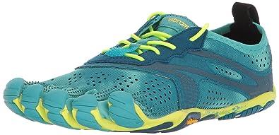 buy popular 27231 c393e Vibram Women s V Running Shoe, Teal Navy, 35 EU 5.5-6