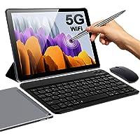 5G Tablet 10 Pulgadas 4GB de RAM 64GB de ROM Android 10 Certificado por Google GMS 1.6Ghz Tablet PC Baratas y Buenas…