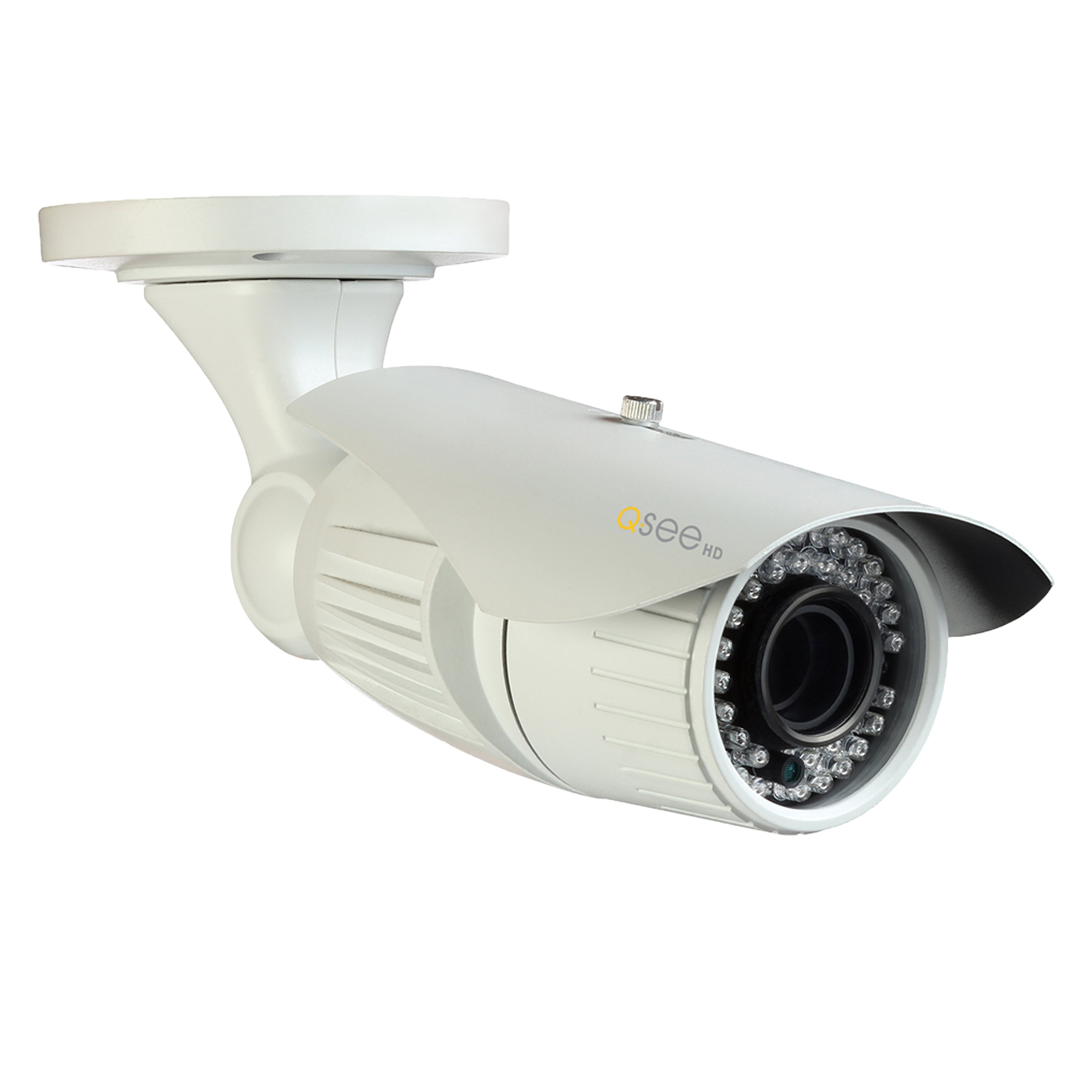 Q-See QTH8077BA 1080p High Definition Analog, Auto Focus Bullet Security Camera