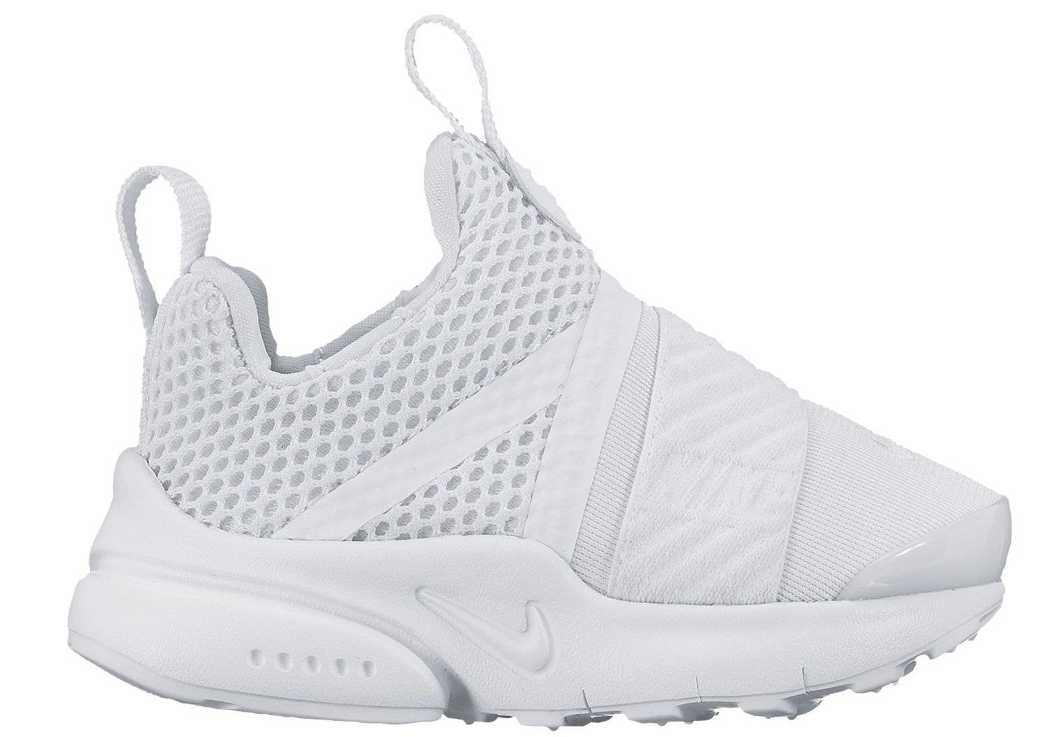 Galleon - NIKE Presto Extreme Toddler s Running Shoes White White  870019-101 (8 M US) 7496818b8