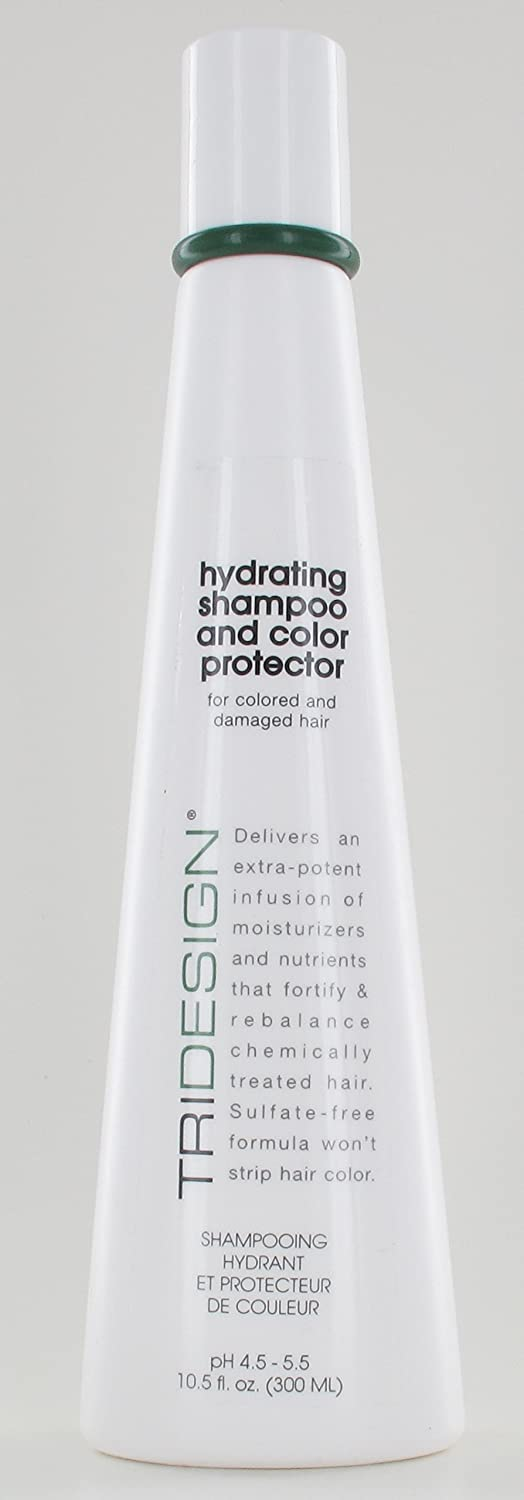 Tri Design Hydrating Shampoo And Color Protector 10.5oz