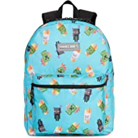 """Minecraft Enemy All-Over Print 16"""" Backpack"""