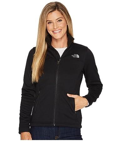 Black zip jacket women's