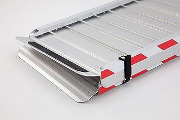 Extra ancho plegable Rampa/maletín ((920 mm largo x 835 mm de ancho): Amazon.es: Salud y cuidado personal