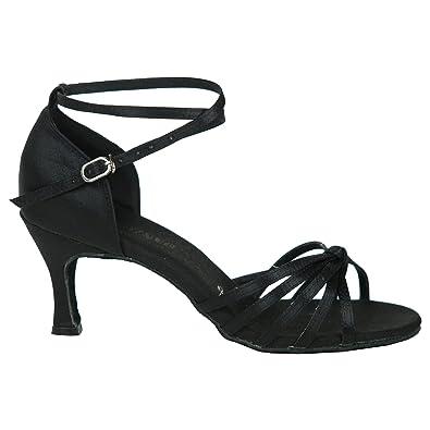 Satin Ballroom Dance Shoes