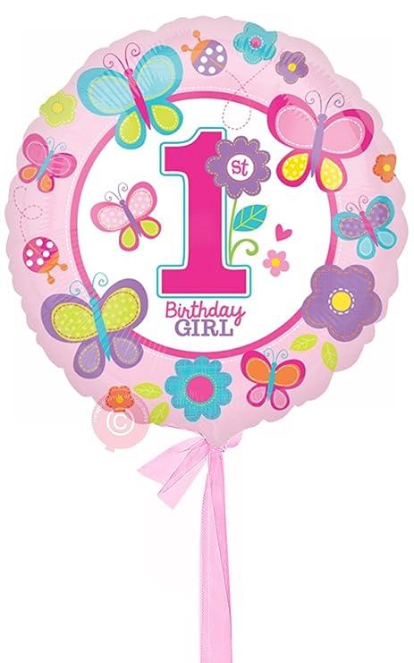 No 1 Sweet 1st Birthday Girl