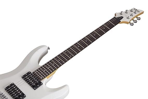 Schecter C-6 Deluxe · Guitarra eléctrica: Amazon.es: Instrumentos musicales
