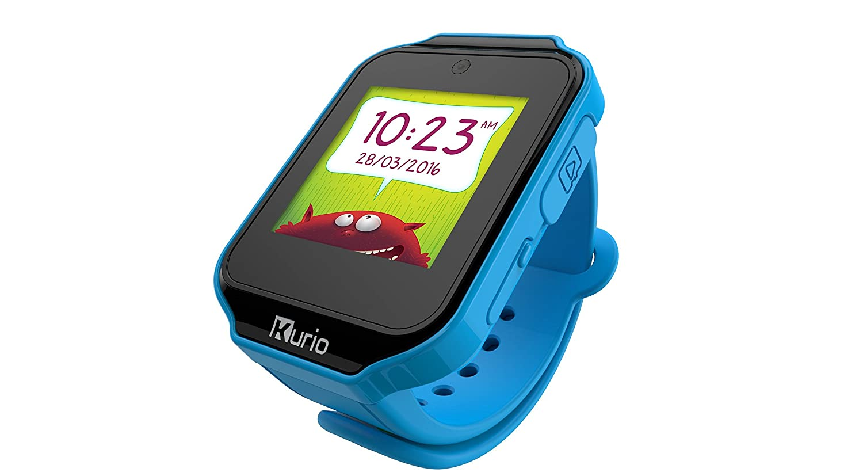 Kurio Watch  LCD Negro Azul reloj inteligente relojes inteligentes Negro Azul