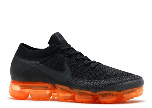 66890dc4c7 Nike Men's Air Vapormax Flyknit P Running Shoes, Multicoloured (Anthracite  001), 10.5