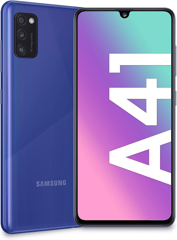 Samsung Galaxy A415 4G 4GB RAM 64GB Dual-SIM Prism Crush Azul EU, Azul