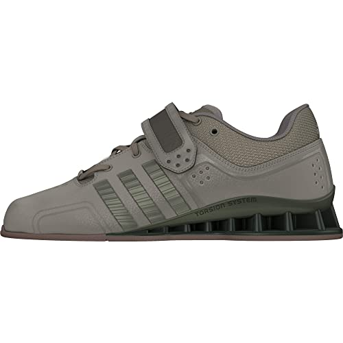 adidas Adipower Weightlift, Zapatillas de Deporte Interior Unisex Adulto, Cartra/Gum5 000,