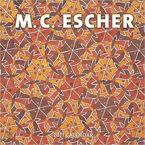M. C. Escher 2011 Mini Wall Calendar