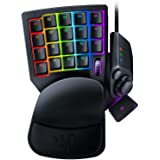Razer Tartarus Pro Gaming Keypad: Analog-Optical Key Switches - 32 Programmable Keys - Customizable Chroma RGB Lighting - Pro