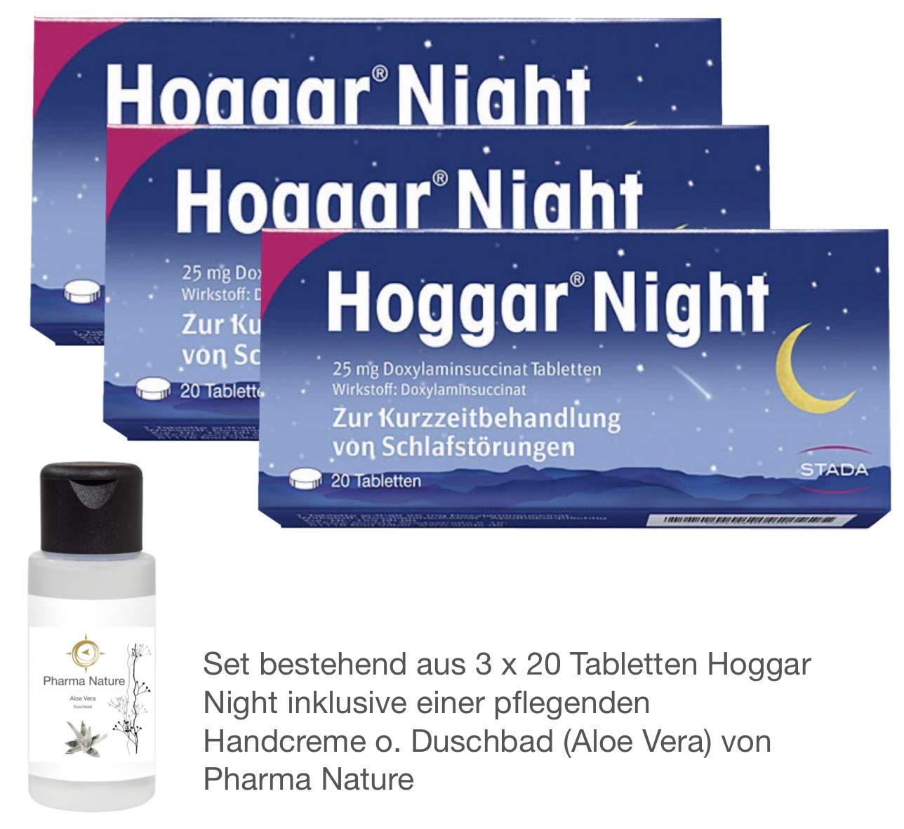 Hoggar night wirkstoff