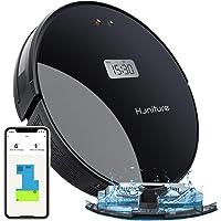 HONITURE Robot Aspirador y Fregasuelos, Q5 Robot Aspirador 2 en 1, Aspira, Friega y Pasa la Mop, 2000 Pa, Navegación…