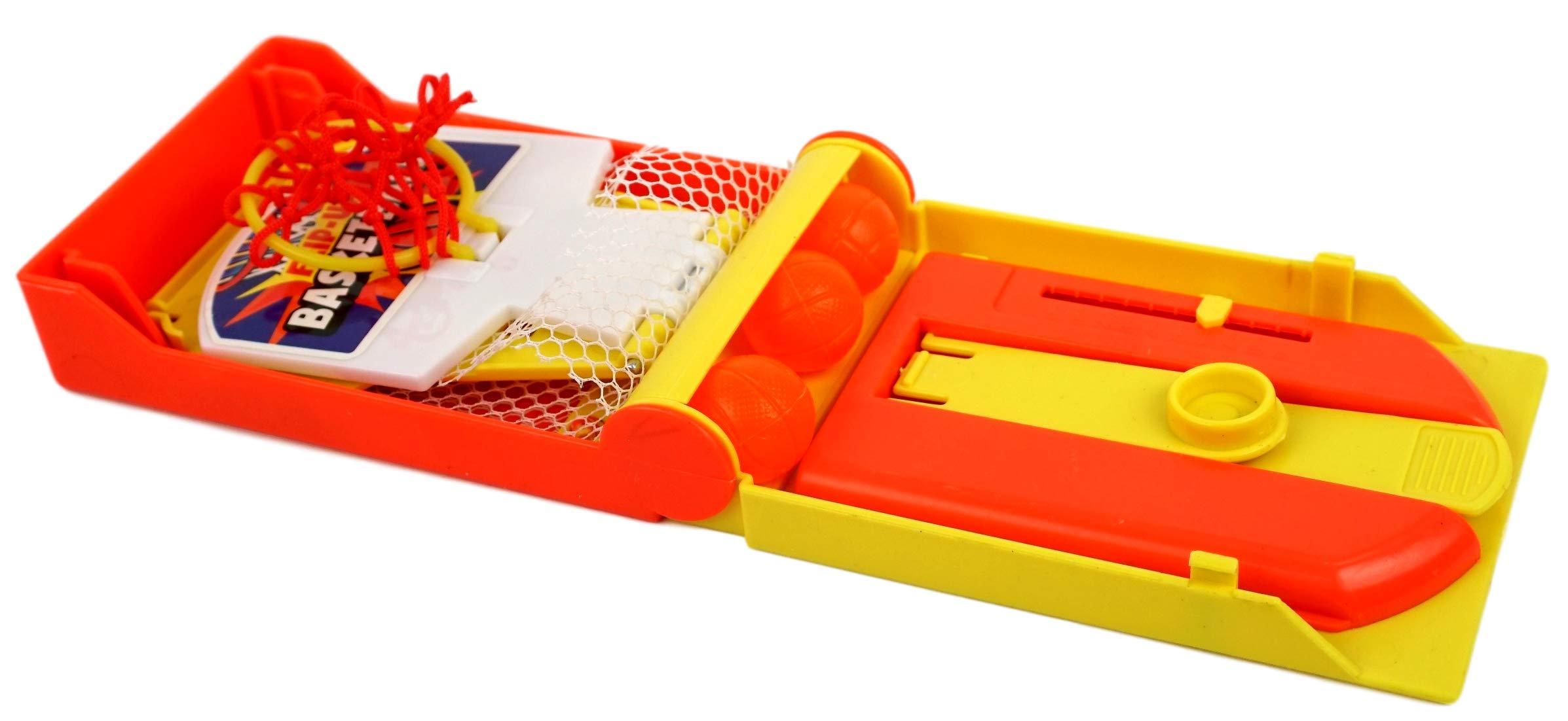 JA-RU Basketball Pocket Travel Game (144 Units) and one Bouncy Ball Item #3255-144p by JA-RU (Image #4)