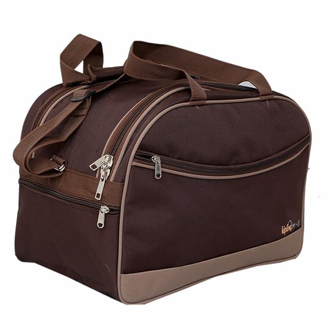 Kuber Industries trade; Travel Duffle Luggage Bag, Shoulder Bag, Weekender Bag with Inner Pocket  KI19133 Travel Duffles