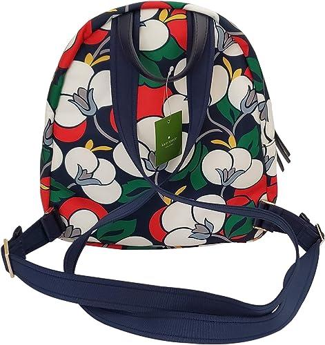 Kate Spade New York Dawn Breezy Floral Womens Nylon Backpack BLZBLUMULT