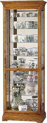Howard Miller 680-288 Chesterfield II Curio Cabinet