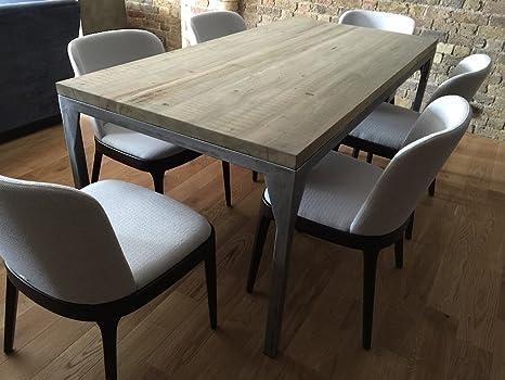 Tavolo Da Pranzo Industriale : Tavolo da pranzo industriale contemporaneo personalizzabile