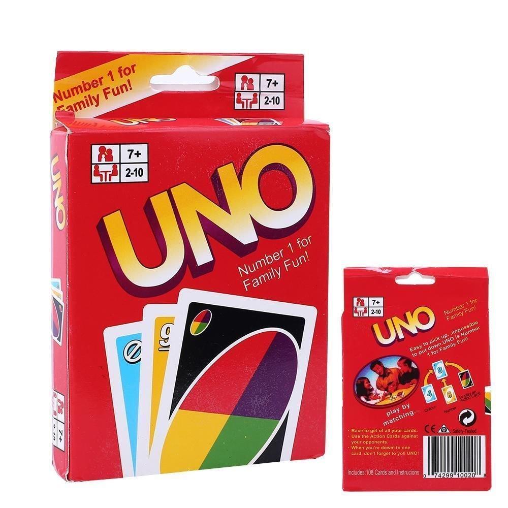 Uno Juego de cartas número 1 Diversión para toda la familia ...
