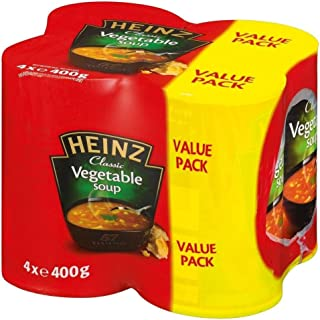 product image for Heinz Classic Vegetable Soup (4x400g)