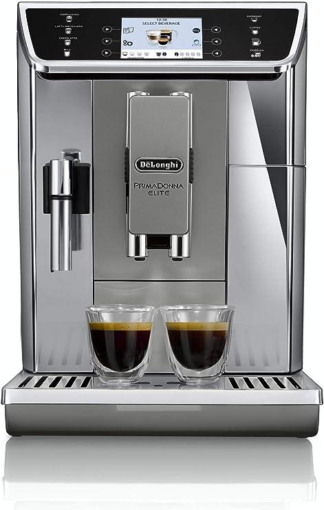 Cafetera automática PrimaDonna Elite De'Longhi
