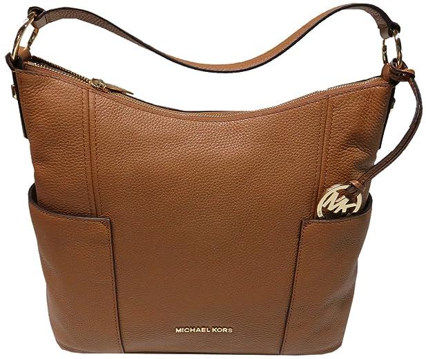 d710d87a240634 ... inexpensive womens michael kors large convertible shoulder handbag  crossbody pebbled leather acorn 54888 e1139 ...