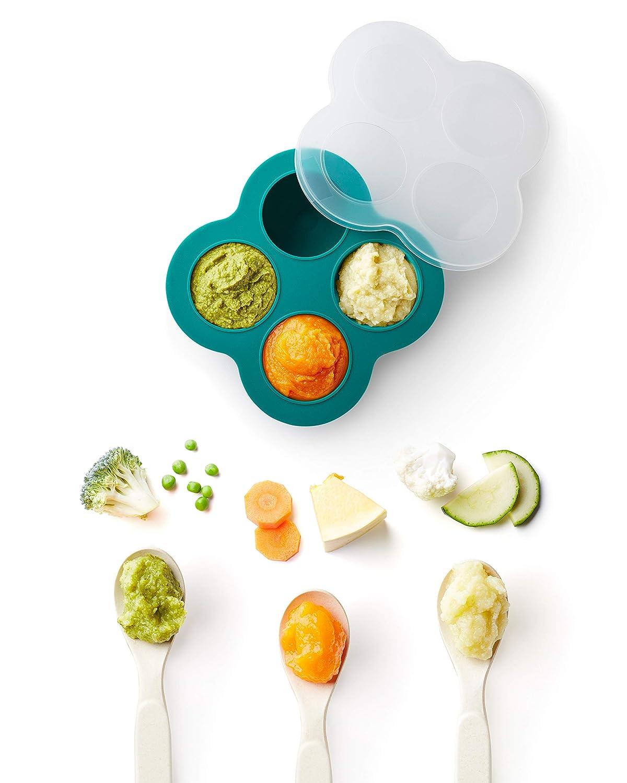Amazon.com: Bite de huevos de silicona moldes (paquete de 4 ...