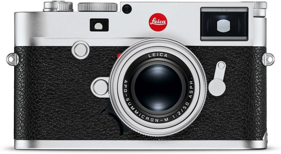 Leica M10 MILC 24 MP CMOS 5976 x 3992 Pixeles Negro, Plata - Cámara Digital (24 MP, 5976 x 3992 Pixeles, CMOS, Negro, Plata)