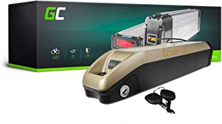 GC® EBIKE Batteria 36V 11.6Ah Bicicletta Elettrica Down Tube con Celle Panasonic Li-Ion Olympia Cosway Fully Charged