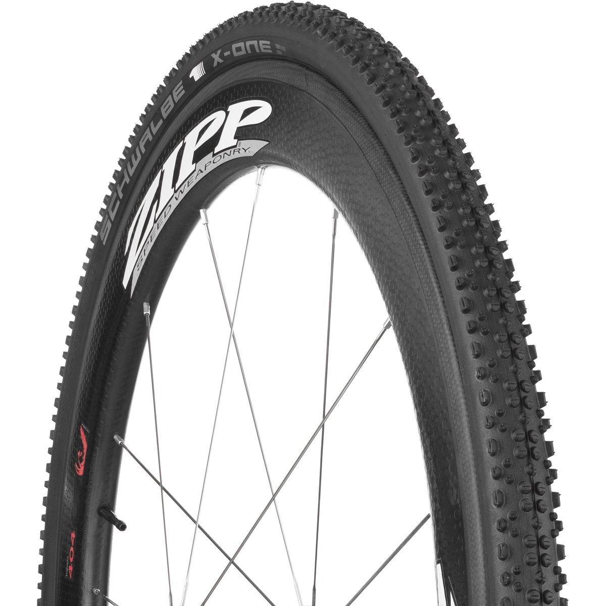 Schwalbe X-One Tubeless Tire Black, 700x33
