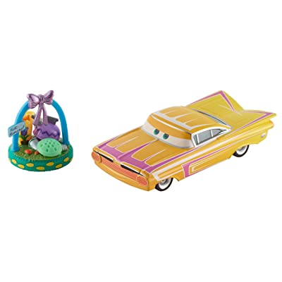 Disney Pixar Cars Easter Ramone Die-cast Vehicle: Toys & Games