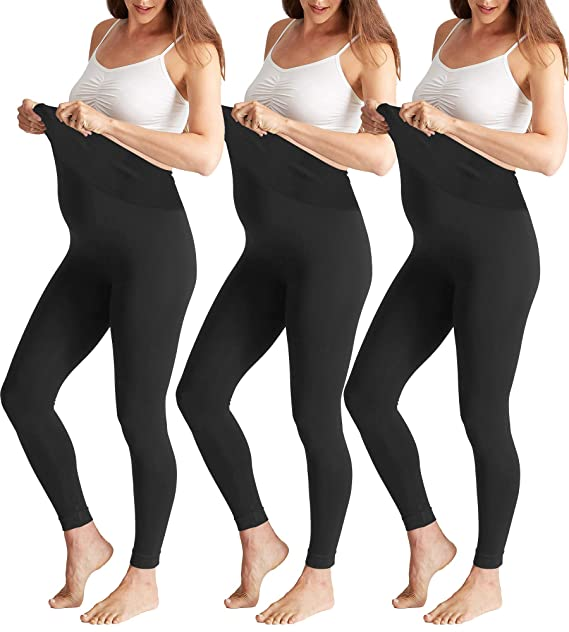 Amazon.com: Mallas de maternidad de ropa activa, leggings ...