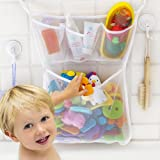 NPLE--Fashion Baby Bath Bathtub Toy Mesh Net