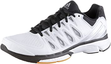 Chaussures Femme adidas Volley Response 2 Boost blanc noir: Amazon