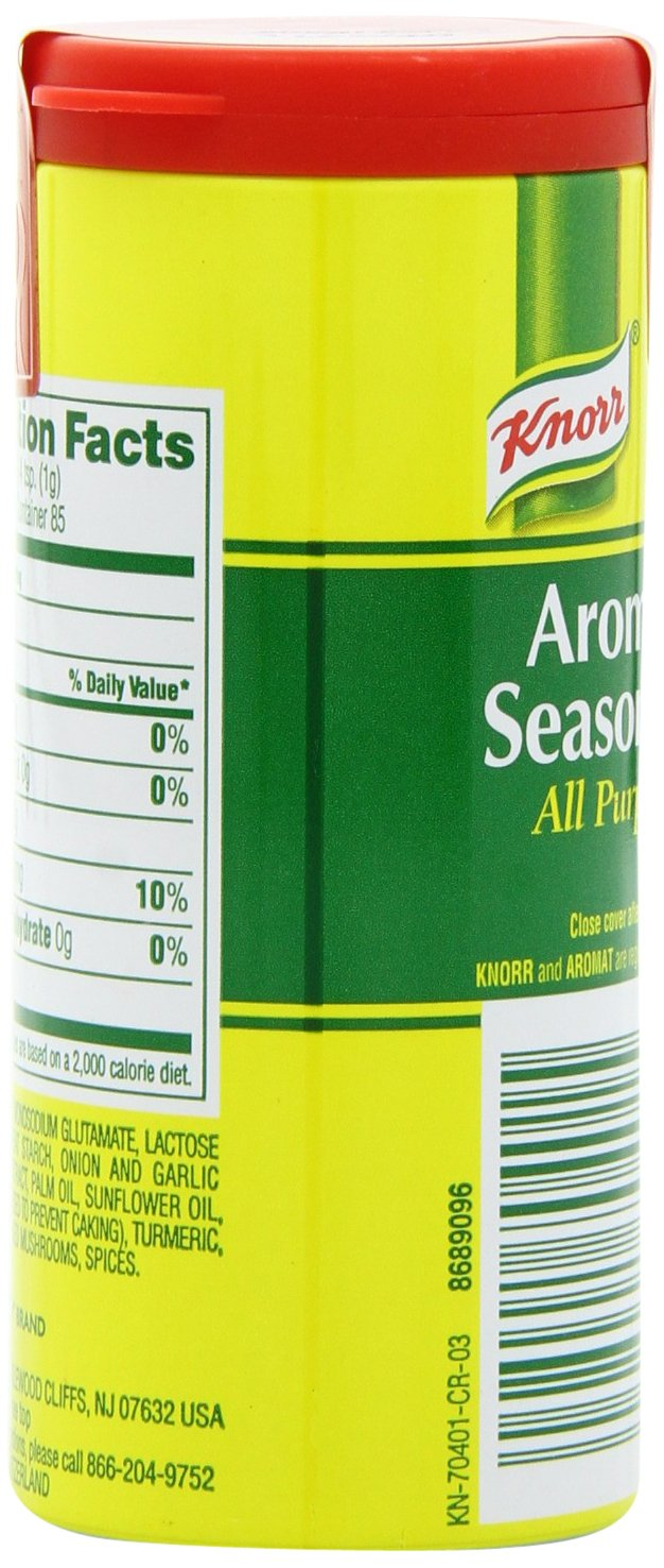 Knorr Aromat Seasoning, 3 Ounce (Pack of 12) by Knorr (Image #6)