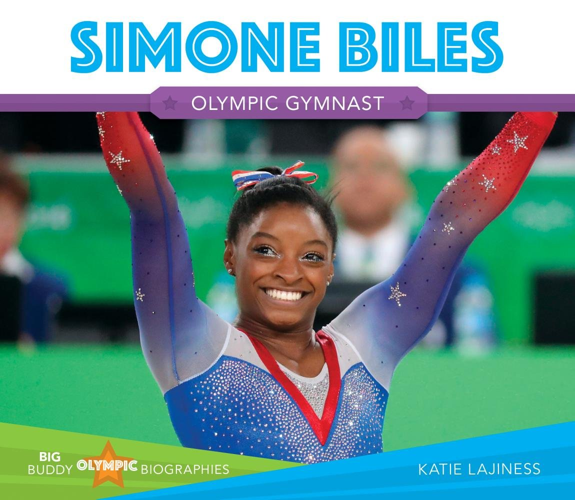 Simone Biles (Big Buddy Olympic Biographies)
