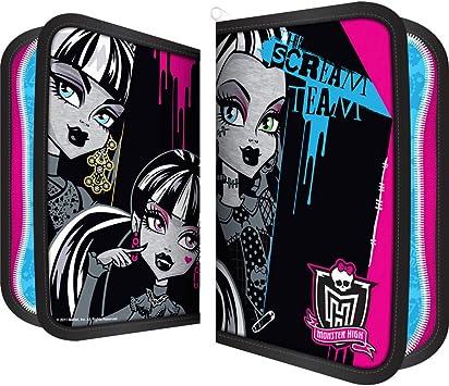 Estuche completo Monster High: Amazon.es: Electrónica