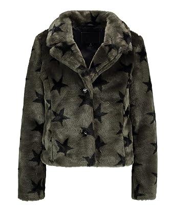 buy popular 51742 23d6c Goosecraft Leder Sale Damen Jacken: Amazon.de: Bekleidung
